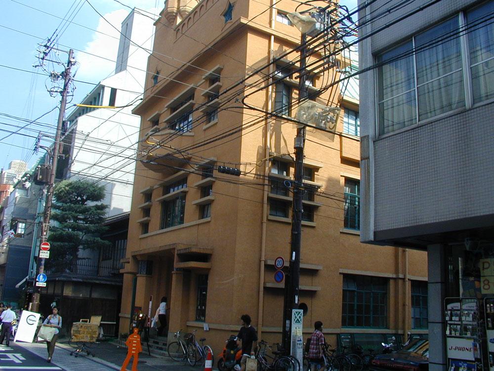 旧毎日新聞社ビル