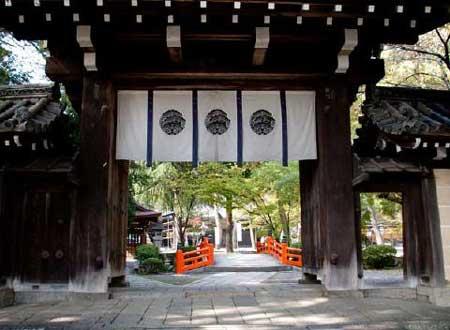 今宮神社の雰囲気