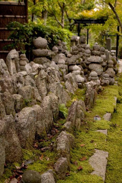 化野念仏寺の石仏