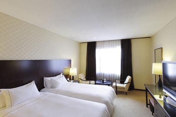 ウェスティン都ホテル京都の部屋(南館)