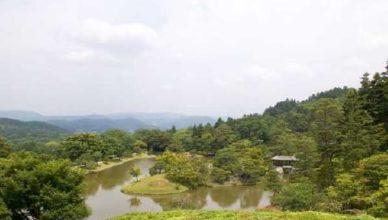 京都紅葉めぐり 秋の修学院離宮