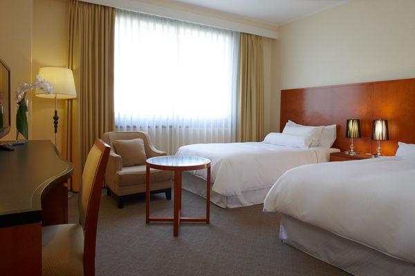 ウェスティン都ホテル京都の部屋(本館)