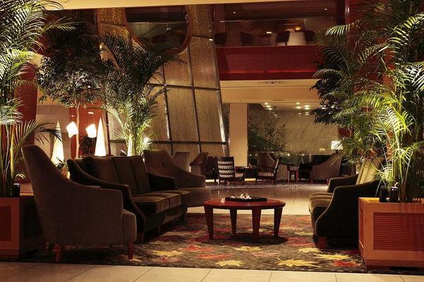 ウェスティン都ホテル京都のロビー