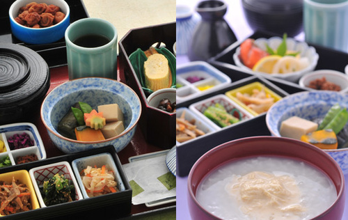 京都東急ホテル和朝食