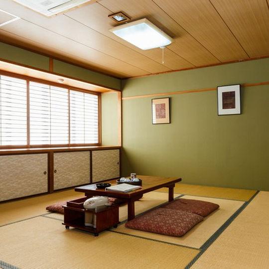 京都シティホテルの和室